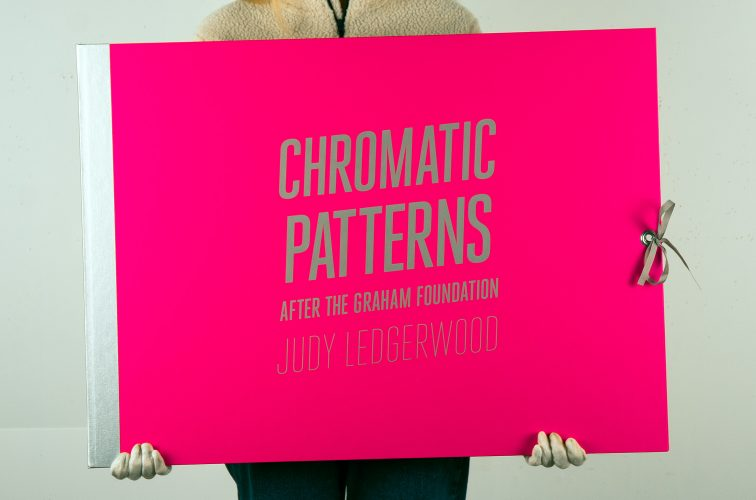 "Portfolio: ""chromatic Patterns…"" by Judy Ledgerwood at Manneken Press"