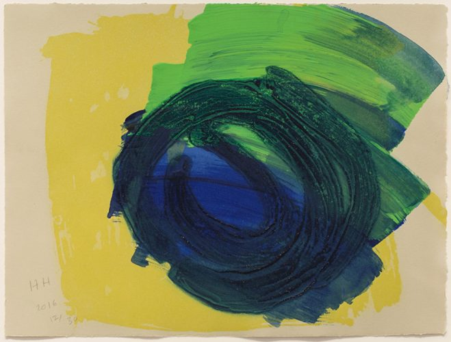 Absolutely by Howard Hodgkin at