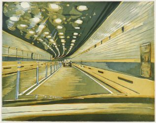 Battery Tunnel by Julia Samuels at