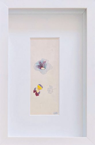 Flowers by Joseph Stella at