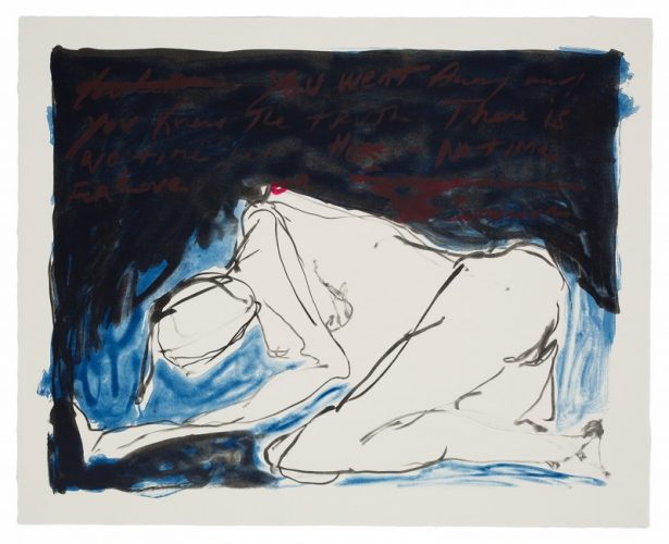 No Time for Love by Tracey Emin at Tracey Emin