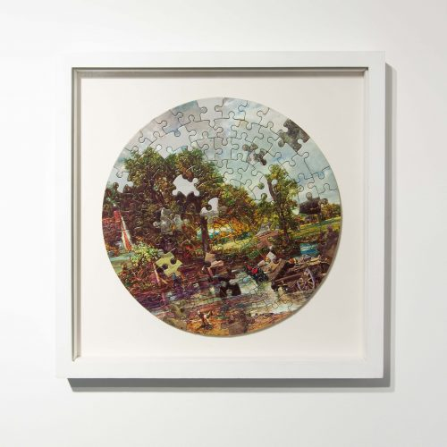 Constable [I] by Darren Coffield at