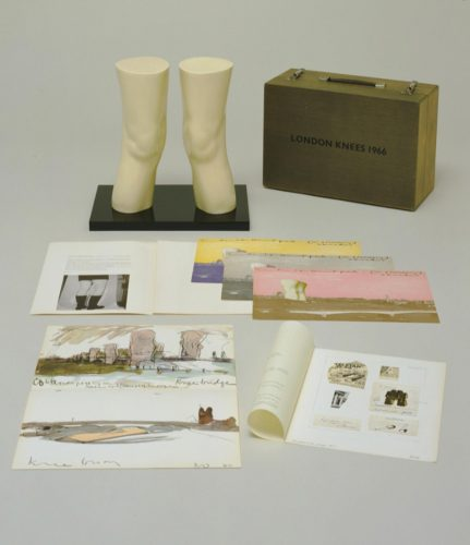 London Knees by Claes Oldenburg at Art Commerce LLC