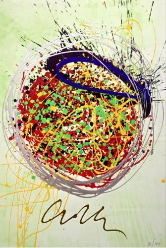 Confetti Blast Series by Dale Chihuly at