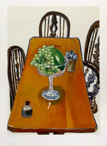Jar from Samarkland by Alice Neel at