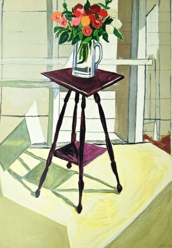 Light by Alice Neel at