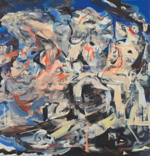 The Last Shipwreck by Cecily Brown at