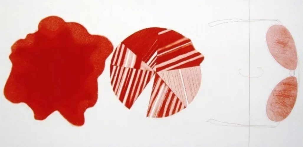 Federal Spending (State II) by James Rosenquist