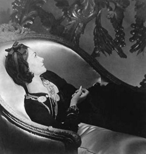 Coco Chanel, Paris by Horst P. Horst at