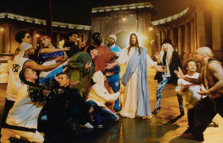 Jesus is My Homeboy, Sermon by David Lachapelle at