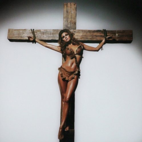 Raquel Welch by Terry O'Neill at