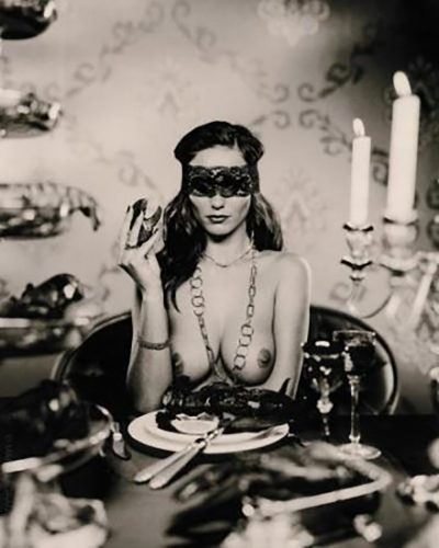 Lobster Dinner by Marc Lagrange at
