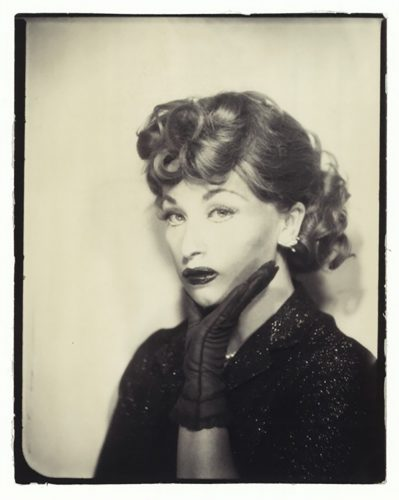 Untitled (Lucille Ball) by Cindy Sherman at
