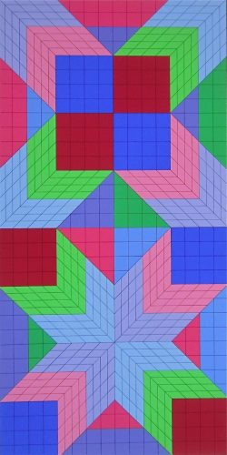 Dor-Or by Victor Vasarely at