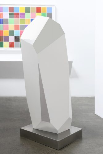 Snow Drop by Jon Krawczyk at Leslie Sacks Gallery (IFPDA)
