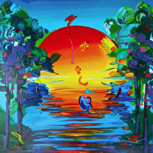 Better World (Retro Suite I) by Peter Max
