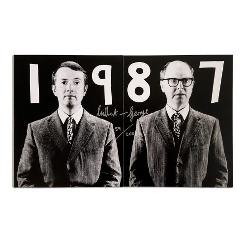 Parkett Edition No. 14 by Gilbert & George at