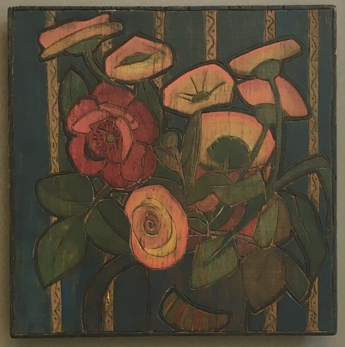 Petunias by Blanche Lazzell at