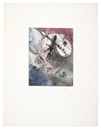 Castronautes by Roberto Matta at