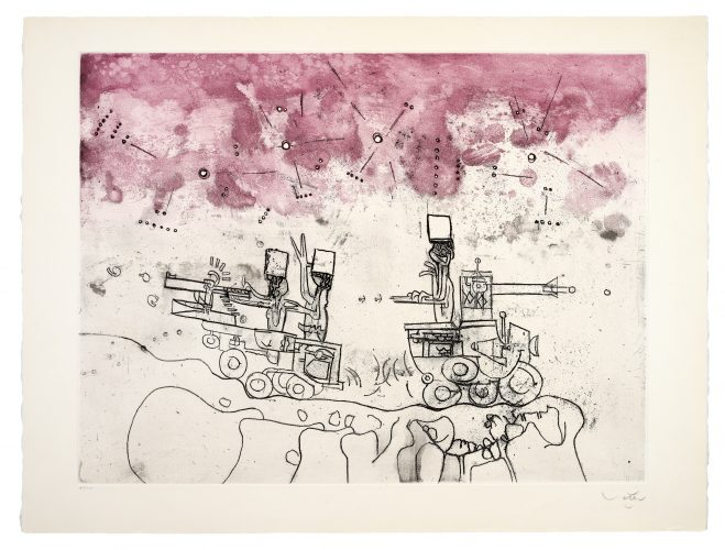 Judgements: After the Nuremberg Trial by Roberto Matta at Roberto Matta