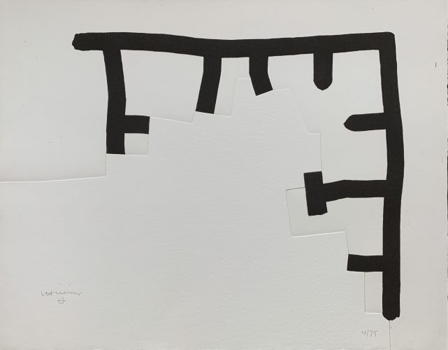 Gora Bach by Eduardo Chillida
