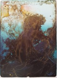 Tenderness Gives Rise to Harmony by Dagmar Mezricky at Graves International Art