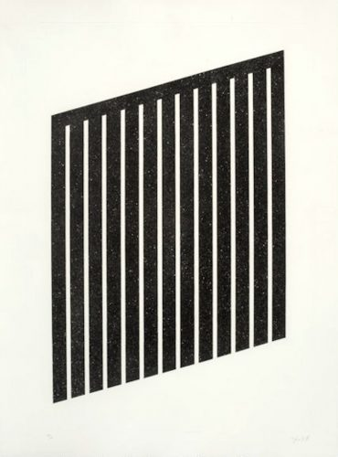 Untitled by Donald Judd at