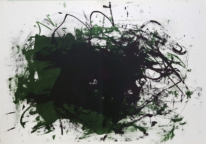 Untitled (1¢ Life) by Joan Mitchell