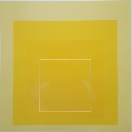 Wls I by Josef Albers at