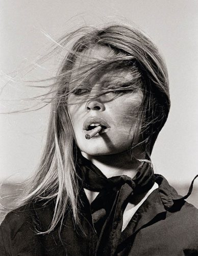 Brigitte Bardot Limited Edition Signed by Terry O'Neill at