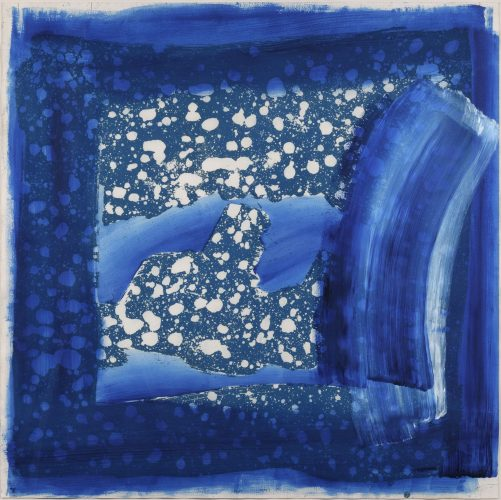 Frost by Howard Hodgkin at