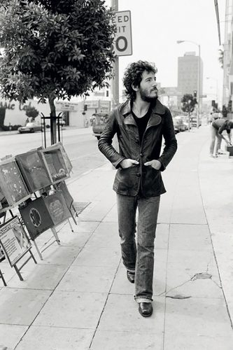 Bruce Springsteen Limited Edition Signed by Terry O'Neill at