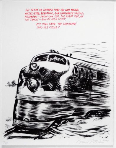 Untitled by Raymond Pettibon at