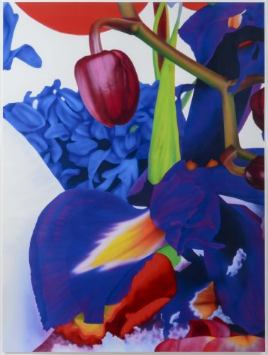 Portraits of Landscapes 8 by Marc Quinn at