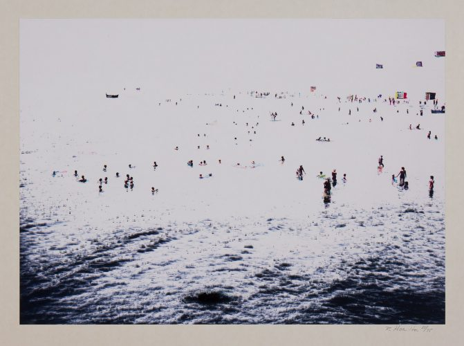 Bathers B by Richard Hamilton at