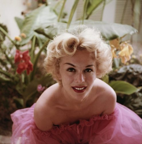 ' Eva Gabor ' 1954 Slim Aarons Limited Estate Stamped C Print by Slim Aarons at