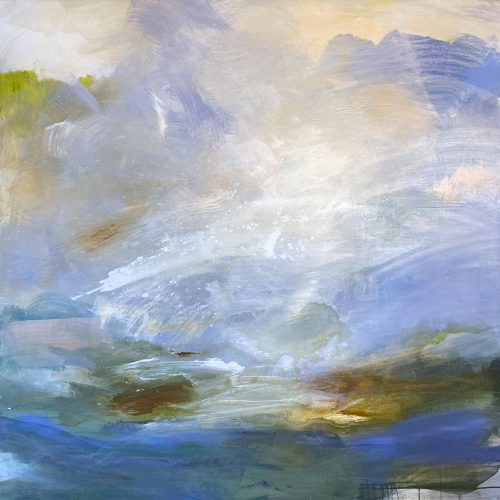 Inner Calm by Kathy Buist at