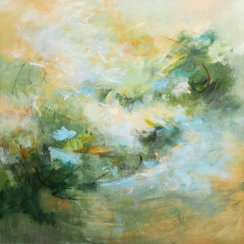 Emergence by Kathy Buist at
