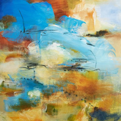 Boundless III by Kathy Buist at