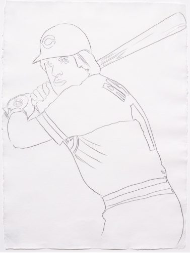 Reds – Pete Rose 1 by Andy Warhol at Andy Warhol