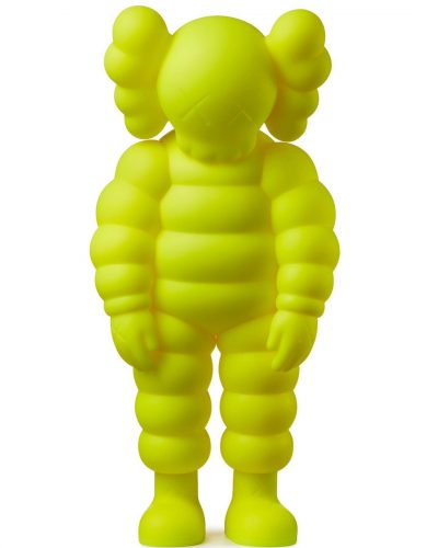 What Party – Chum (Yellow) by KAWS at