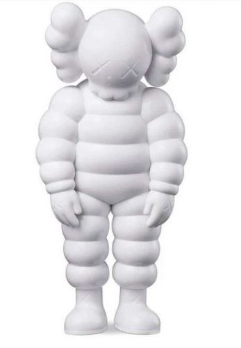 What Party – Chum (White) by KAWS at