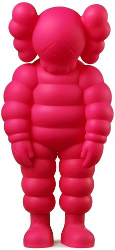 What Party – Chum (Pink) by KAWS at