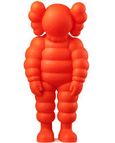 What Party – Chum (Orange) by KAWS at