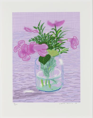 Untitled by David Hockney at David Hockney