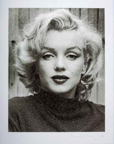 Marilyn Hollywood by Russell Young at Russell Young