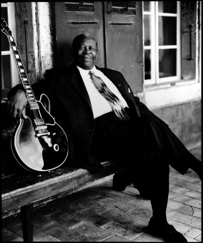 ' B.B. King ' 2007 Kevin Westenberg Signed Limited Edition by Kevin Westenberg at Gallery Prints