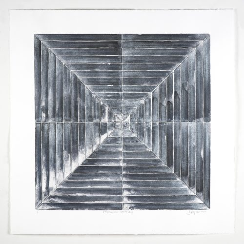 Perpendicular System #5 by Jonathan Higgins at