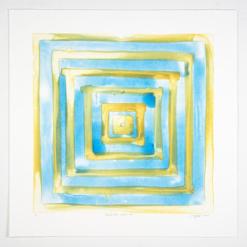Perpendicular System #6 by Jonathan Higgins at