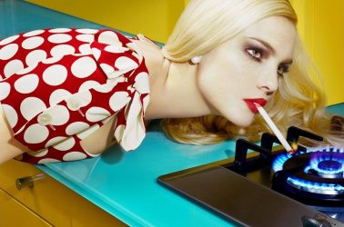 Home Works #3 by Miles Aldridge at FEUTEU